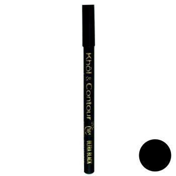 خرید مداد چشم بورژوآ مدل Khol And Countour Ultra Black