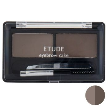 خرید سایه ابرو دو عددی Etude مدل Eyebrow Cake 3002